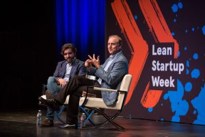 Lean Startup Week and CEC
