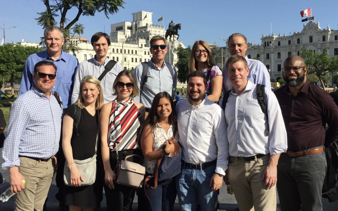 Corporate Innovators Shocker at Intercorp Peru